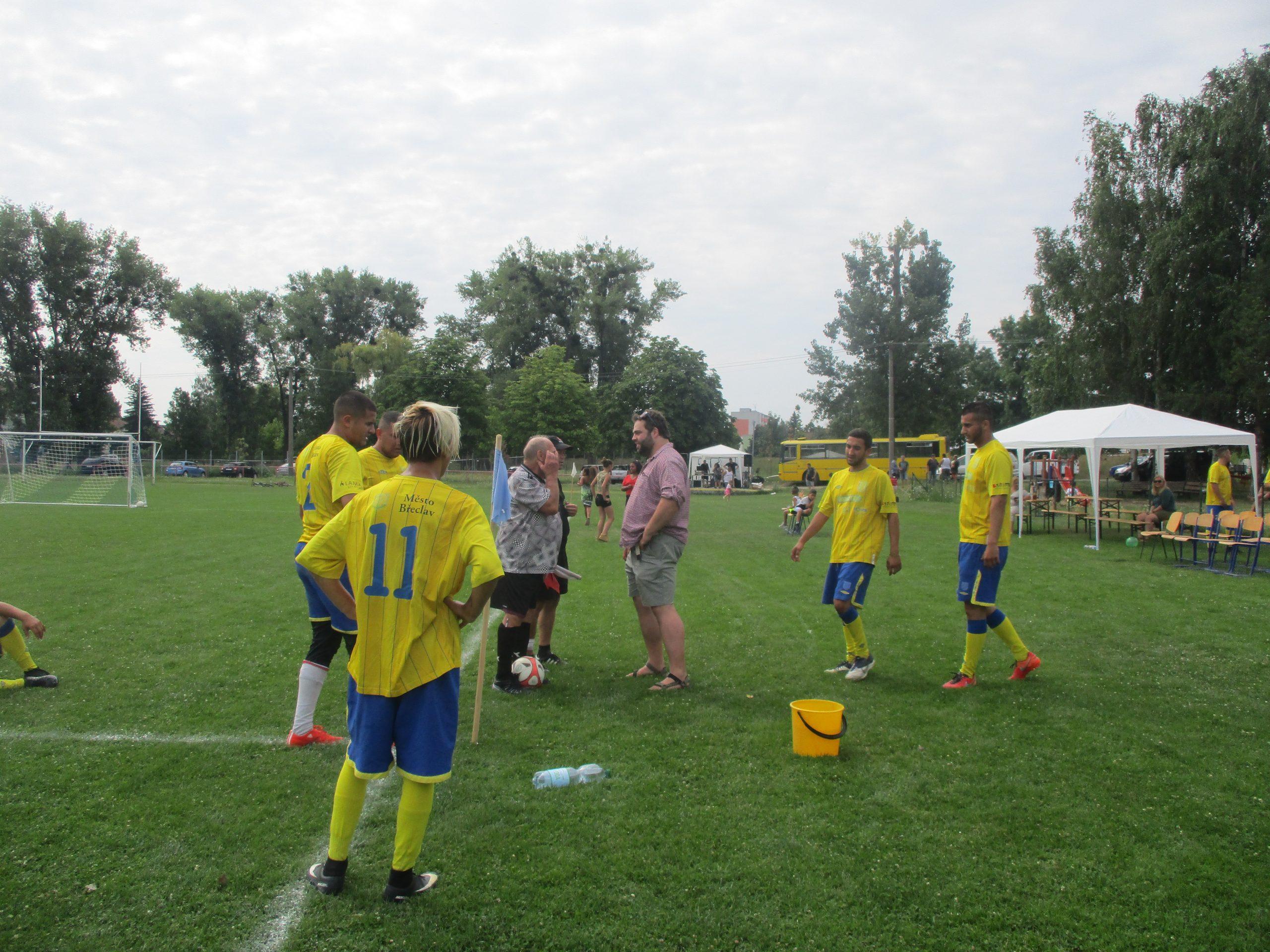 Společně na fotbal