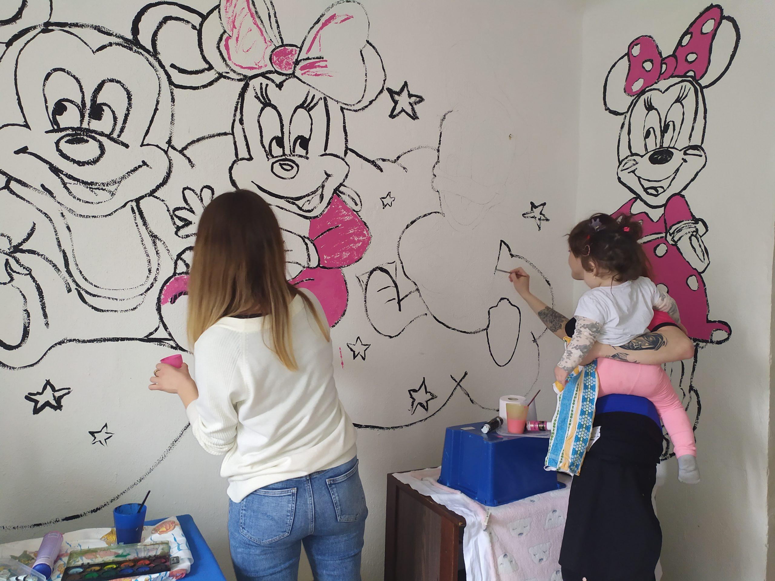 Podoba práce rodinné asistentky v Programu pro rodiny s dětmi Brno