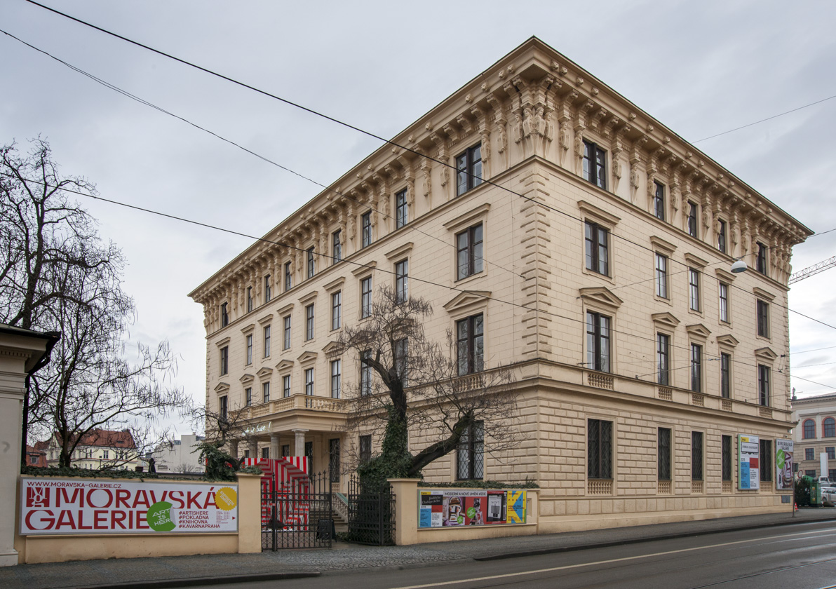Spolupráce Kariérového centra a Moravské galerie podporuje kariérní rozvoj Romů v Brně