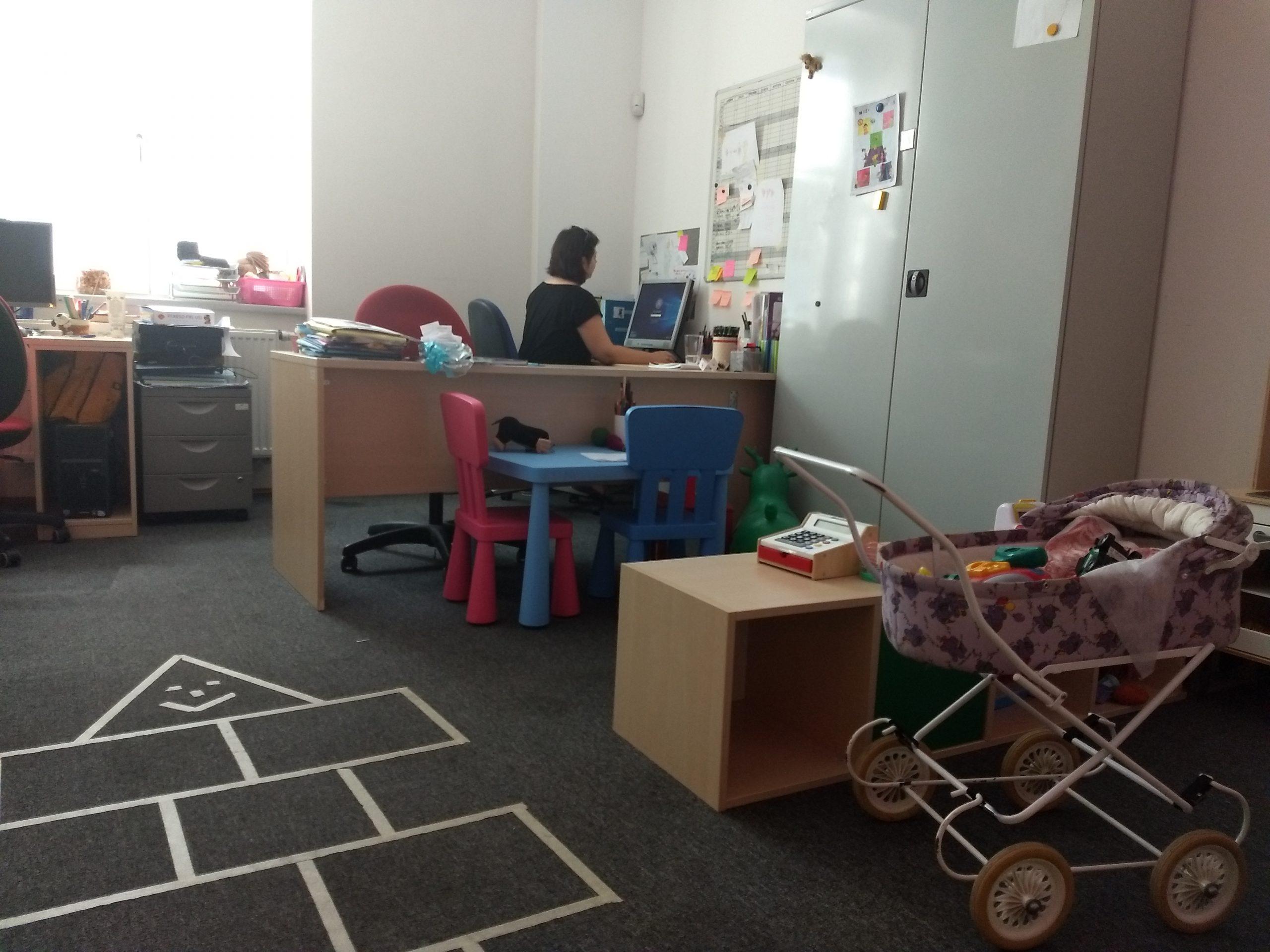 Sociálně-aktivizační služba pro rodiny s dětmi – komplexní práce