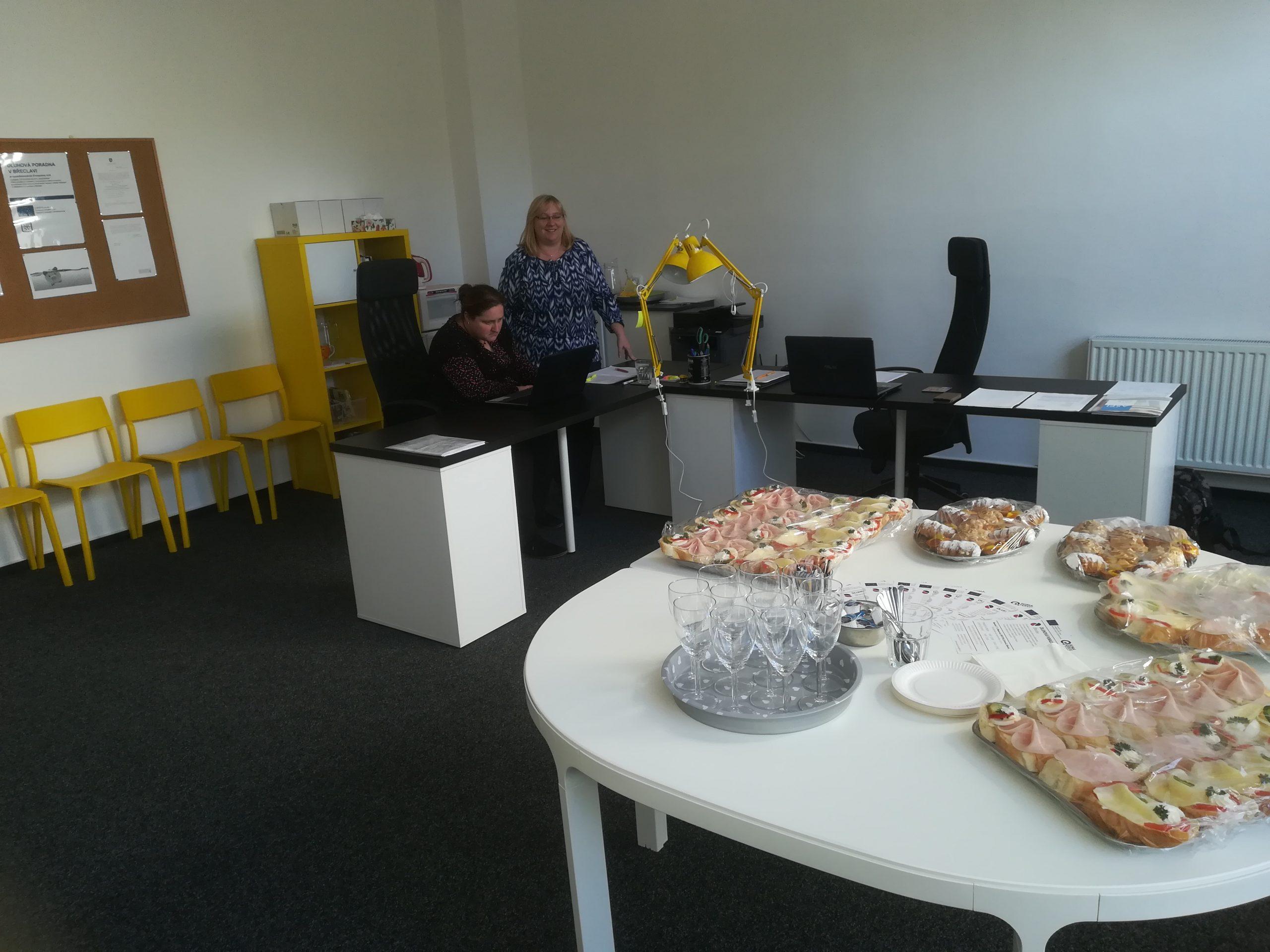 Otevřeli jsme Dluhovou poradnu v Břeclavi