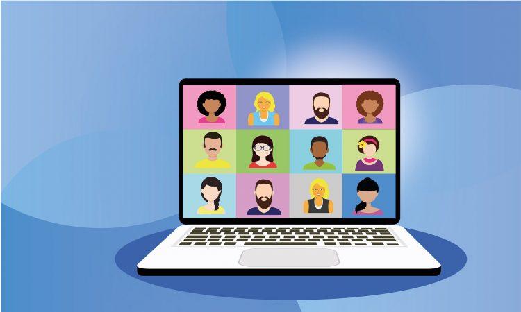 Rodinné problémy nemizí pod lockdownovou poklicí aneb jak dělat případové konference v online prostředí